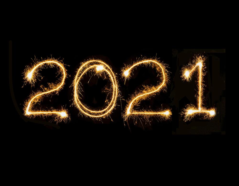 New Year, 2021